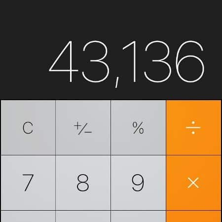 Final word count