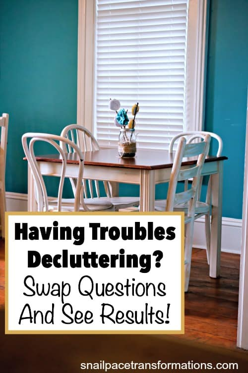 Are you asking the right decluttering question?