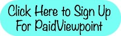 Use my referral link to sign up for PaidViewpoint | Snail Pace Transformations