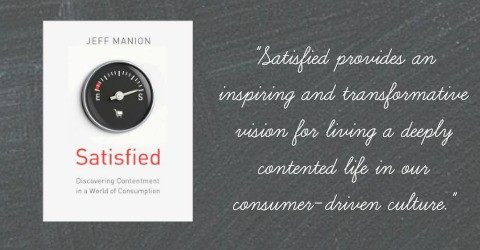 """Satisfied,"" a book to help you on your journey to a financially content life."