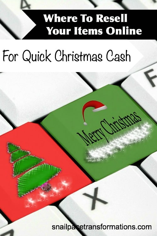 Where to resell your items to earn Christmas cash fast!