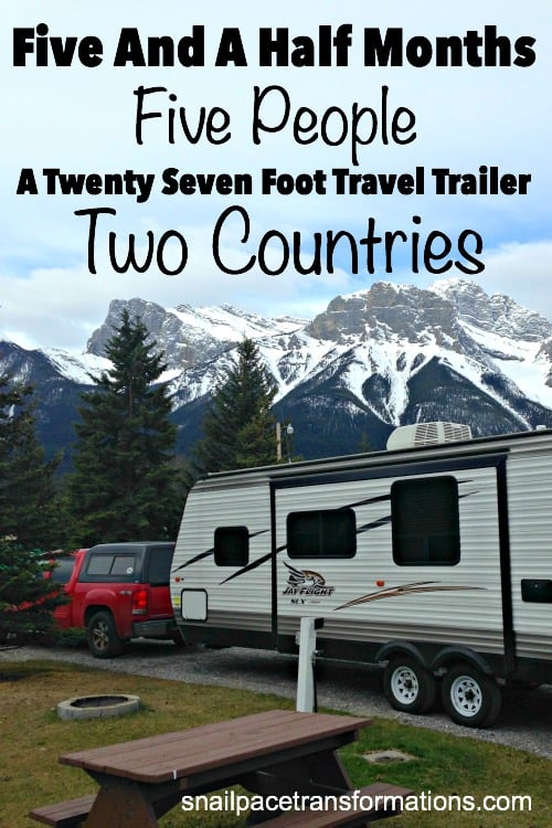 An RV road trip of a lifetime! An amazing family vacation.