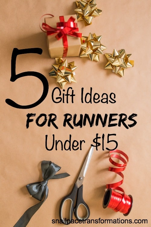 5 Gift Ideas for Runners Under $15