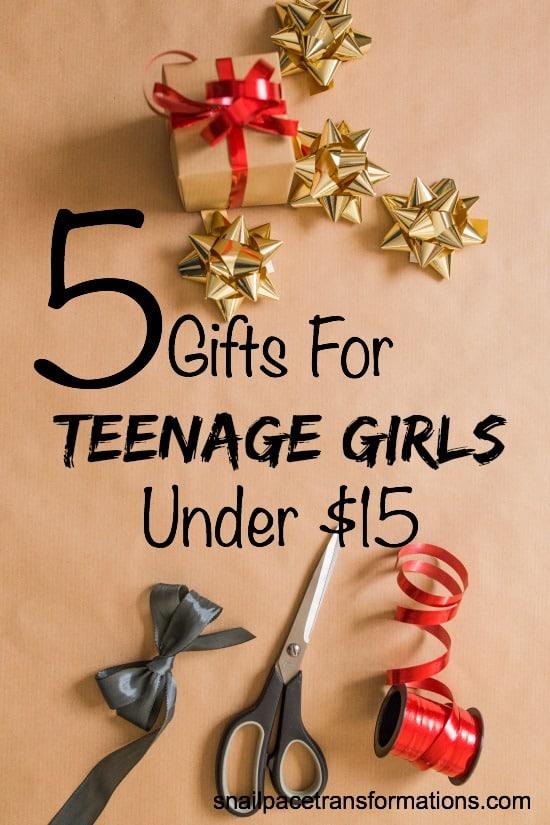 Things To Get Teenage Girl For Christmas