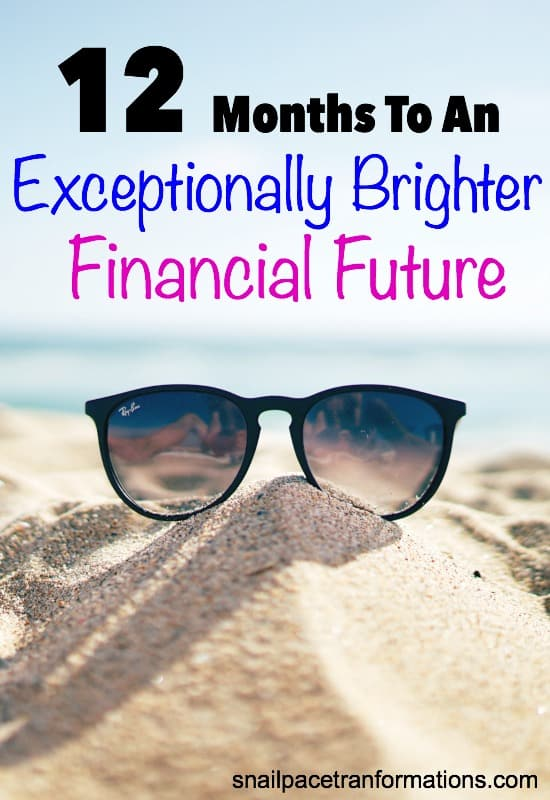 Make this year the year you create a budget that works, pay off debt and start living with a brighter financial future.