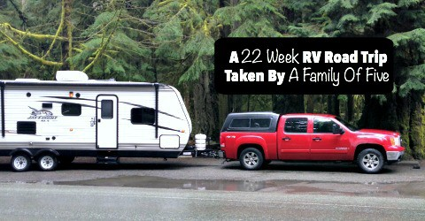 Finally on our way! A 22 Week RV Road Trip.