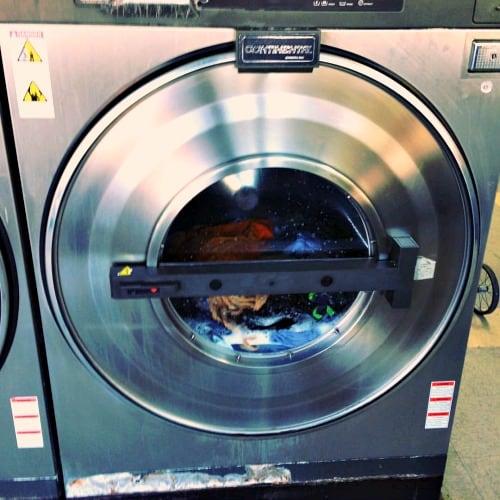 RV Trip Update: Week 1: Atlanta -laundry day