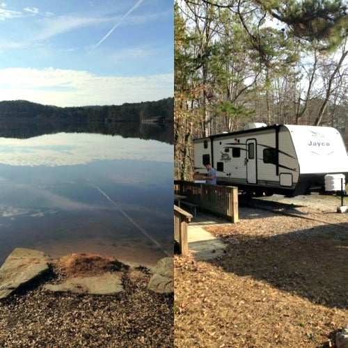 RV Trip Week 2: Atlanta, Savannah and St. Mary's