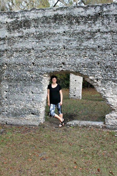 RV Trip Week 3: St. Mary's, McIntosh sugar hill ruins