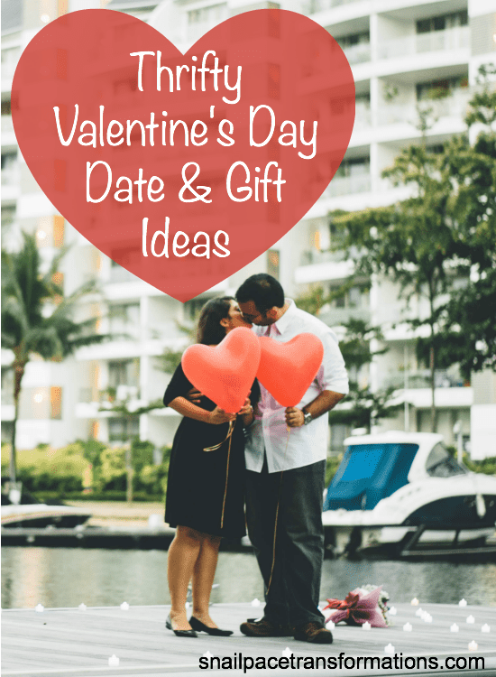 Dozens of inexpensive and low fuss Valentine's date and gift ideas.
