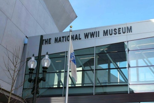 RV Trip: Week 5: New Orleans, The National WWII Museum