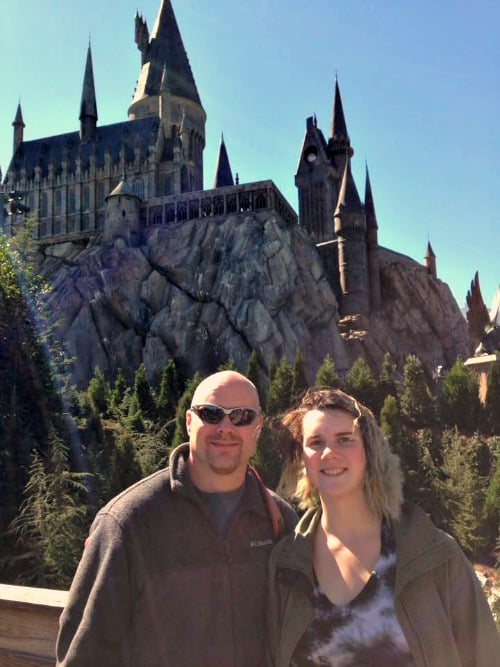 RV Trip: Week 4: Orlando, The Wizarding World Of Harry Potter