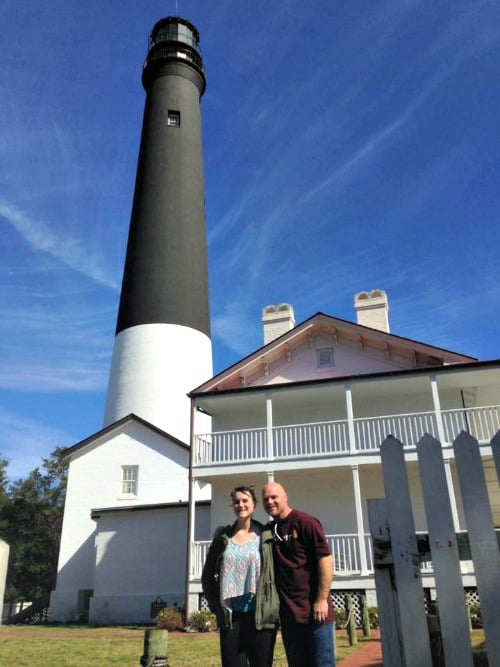 RV Trip: Week 4: Niceville, Pensacola Lighthouse
