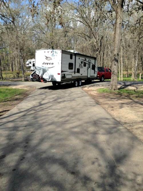 RV Trip: Week 6: San Antonio, Palmetto State Park