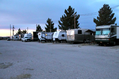 RV Trip: Week 6: Camping near Carlsbad Caverns