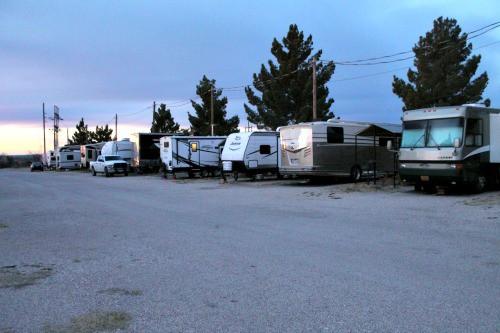 RV Trip: Week 6: Camping near Carlsbad Caverns