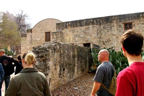 RV Trip: Week 6: San Antonio, The Alamo