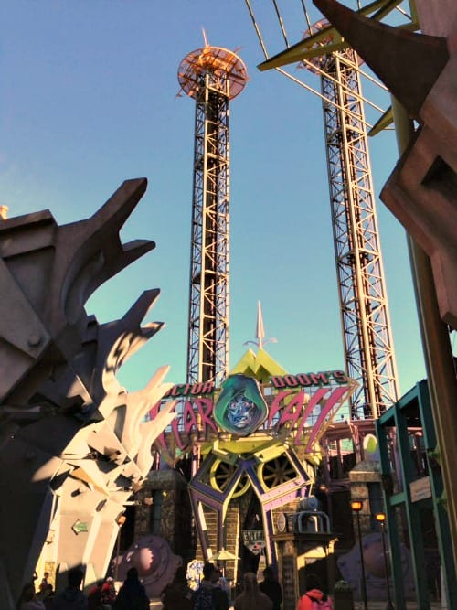 RV Trip: Week 4: Orlando, Universal Studios
