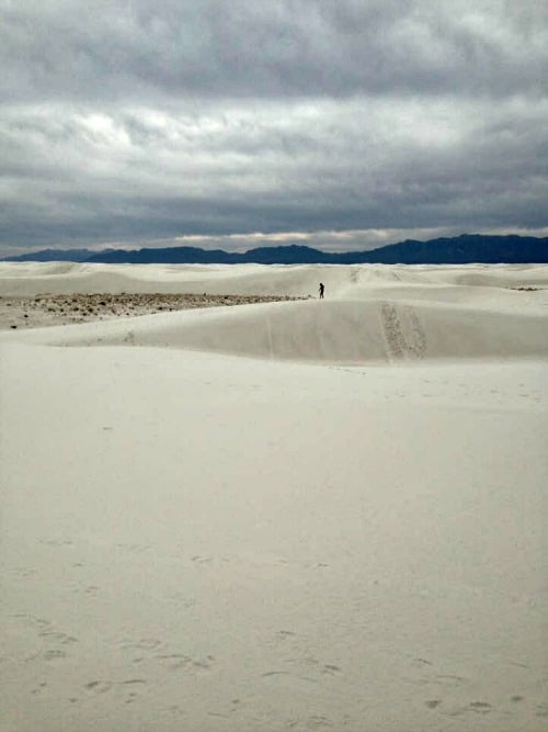 RV Trip: Week 6: White Sands National Park