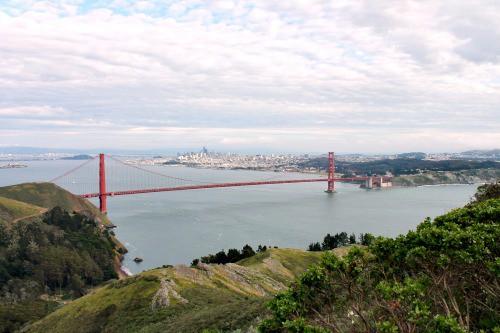 RV trip: Day trip to San Fransisco.
