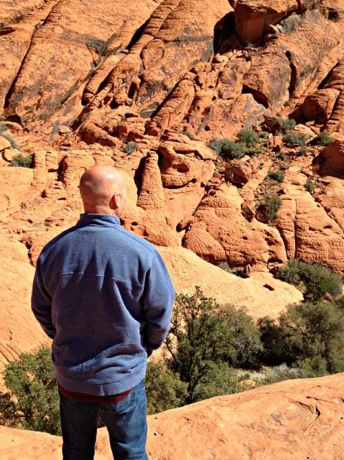RV Trip: Week 9: Red Rock Canyon outside Las Vegas.