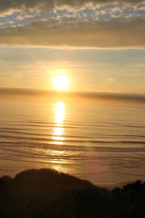 RV trip: Exploring coastal California.