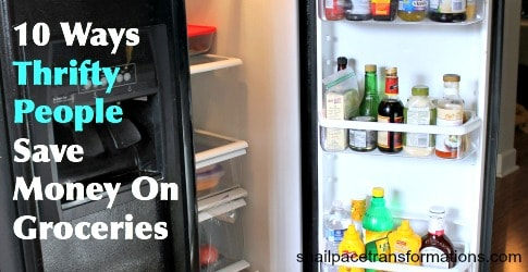 10 Ways Thrifty People Save Money on Groceries.