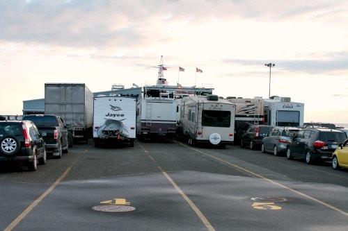 RV Trip Update Week 12: Seattle, Port Angeles, & Victoria