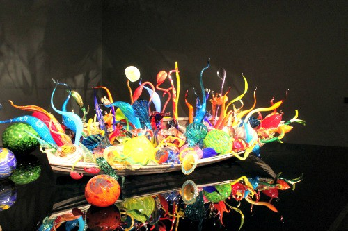 RV Trip Update Week 12: Chihuly Garden and Glass Museum, Seattle
