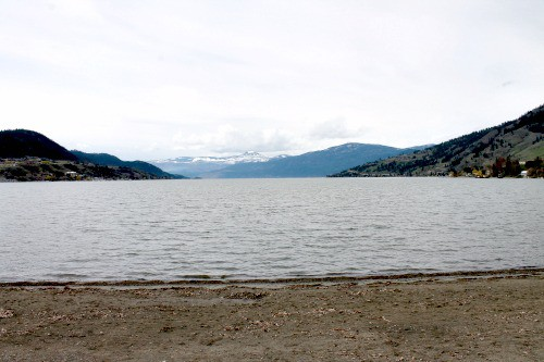 Week 15 of 22 week RV road trip: Kin beach in Vernon B.C.