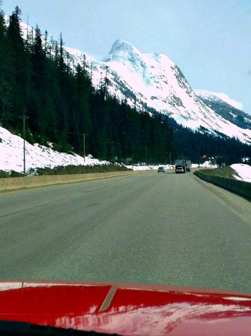 Week 15 of a 22 week RV road trip. This week we passed through the mountains to the Okanagan.