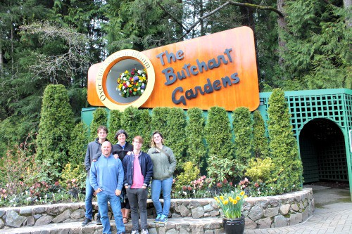 RV Trip Update Week 12: The Butchart Gardens, Victoria