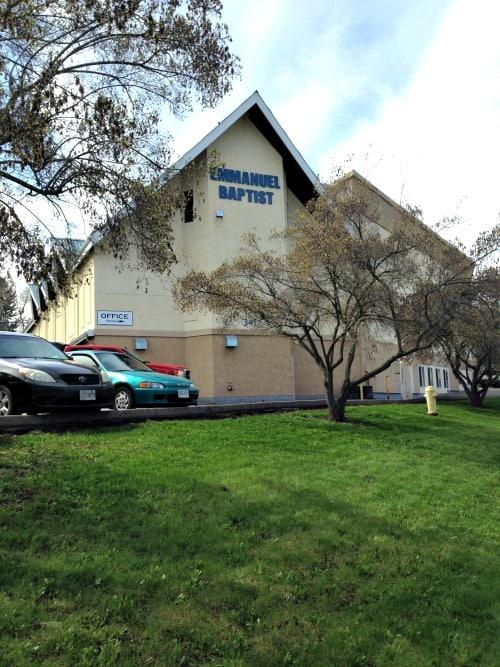 RV Trip Week 16: Emmanuel Baptist Church, Vernon, B.C.