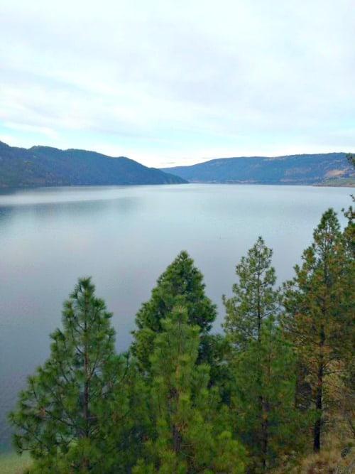 Week 15 of 22 week RV road trip: Kalamalka Lake, Vernon, B.C.