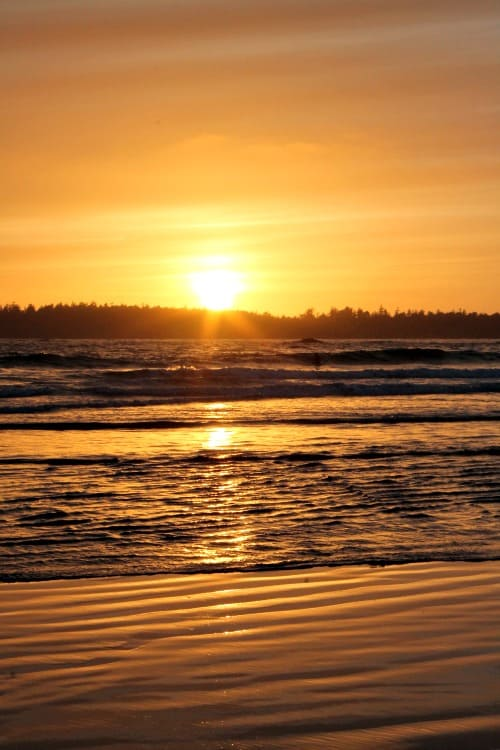 RV Trip Update Week 13: Mackenzie Beach, Tofino, B.C. .