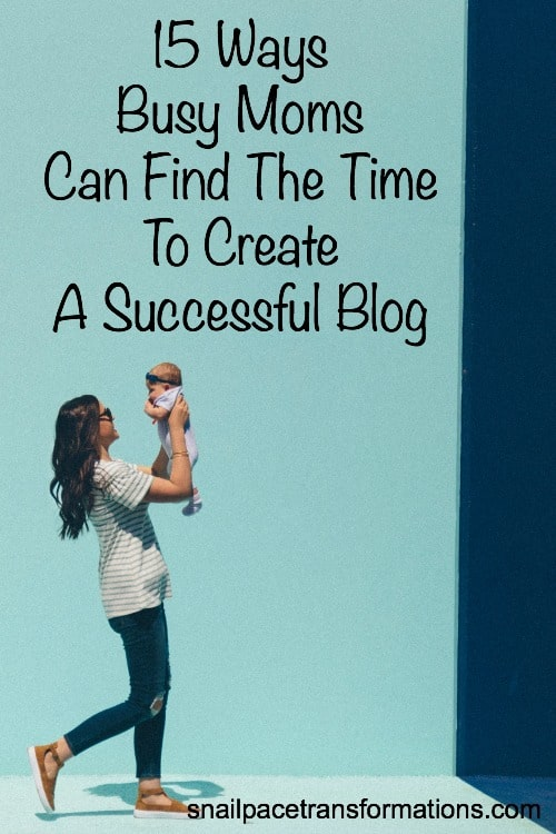 Struggling to find time to blog? This post can really help!