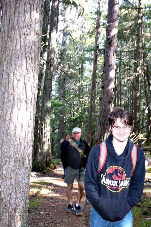 RV Trip Update Week 18 of 22: Glacier National Park, Lake McDonald.