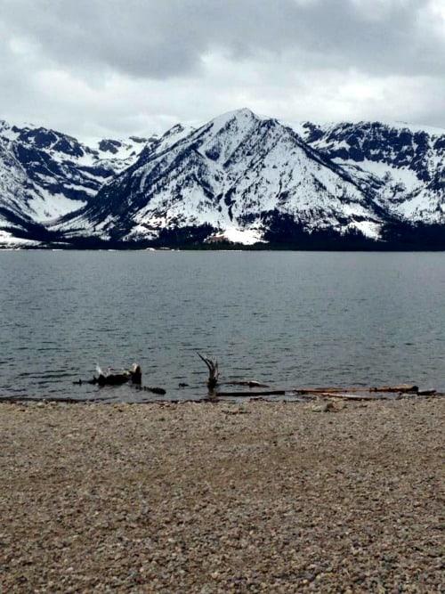 Grand Teton National Park: Seen during week 19 of 22 week RV road trip.