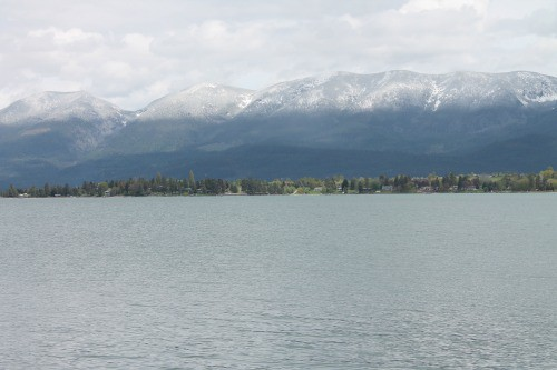 RV Trip Update Week 18: Flathead Lake near Polson, Montana.