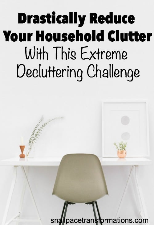 Now this is really going to help you toss that clutter!