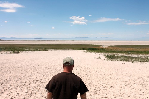 RV road trip | week 20 of 22 | Antelope Island State Park, Utah.