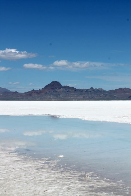 RV road trip | week 20 of 22 | Salt Flats, Utah.