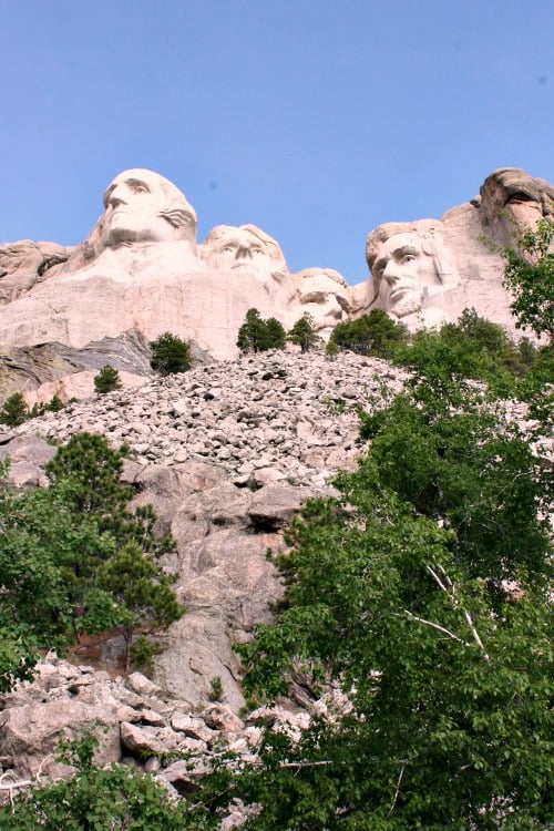 Week 22 of a 22 week RV road trip: Mount Rushmore.