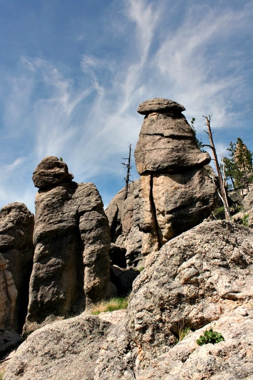 Week 22 of a 22 week RV Road Trip: Needles Highway, South Dakota.