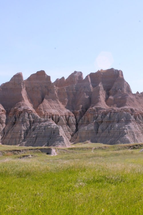 Week 22 of a 22 week long RV road trip: Badlands National Park.