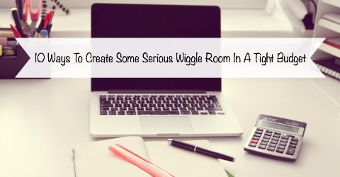 Wiggle room is important in every spending plan.