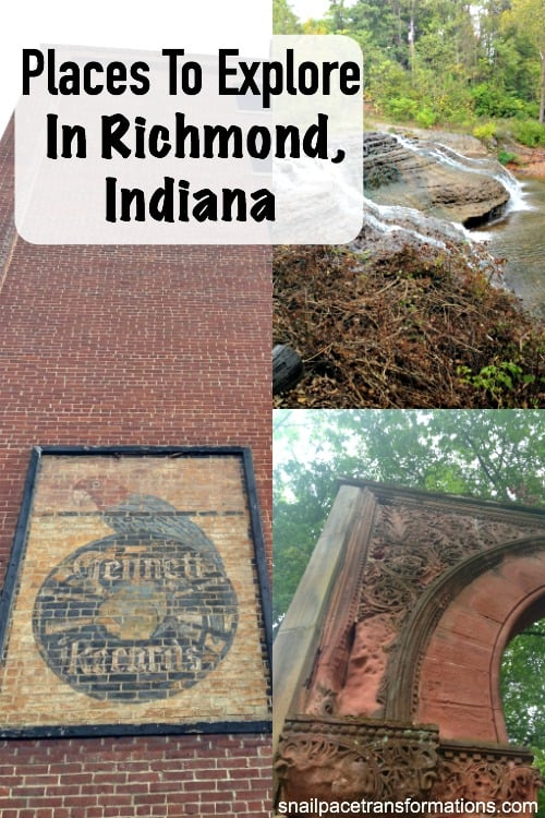 Places to visit in Richmond, Indiana. Plenty of free things to do in Richmond, Indiana listed.