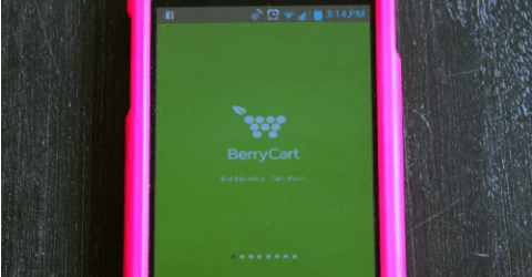 Use BerryCart to earn gift cards from receipts.