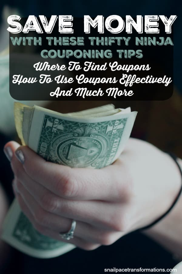 Where to find free coupons. The best way to use coupons. A list of coupon apps, coupon sites, and more. #savemoney #thrifty #frugal