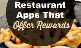 50 Plus Restaurant Apps That Offer Rewards